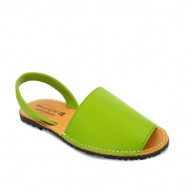 Sandale din piele AVARCA CLASIC Green