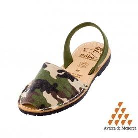 Sandale din piele naturala AVARCA MIBO Orozco