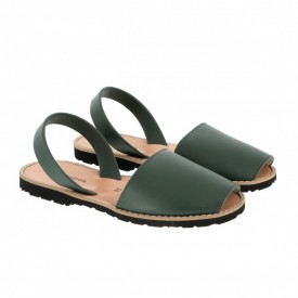 Sandale din piele naturala AVARCA MINORQUINES Forest