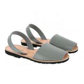 Sandale din piele naturala AVARCA MINORQUINES Grey