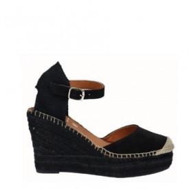 Sandale din piele naturala CARLA Black