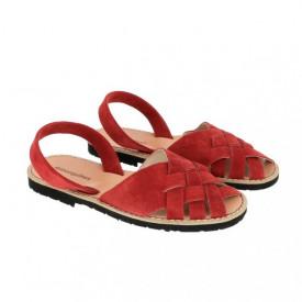 Sandale din piele naturala MINORQUINES Compostelle Passion