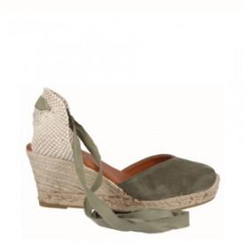 Sandale din piele naturala ODESSA Khaki