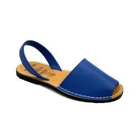 Sandale din piele AVARCA CLASIC Blue