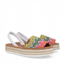 Sandale din piele naturala AVARCA HAWAII