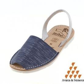 Sandale din piele naturala AVARCA MIBO Dylan