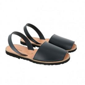 Sandale din piele naturala AVARCA MINORQUINES Navy Men