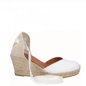 Sandale din piele naturala ODESSA White