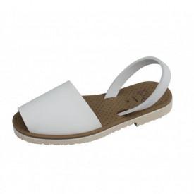 Sandale din spuma EVA Clasic White