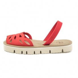 Sandale din spuma EVA NUR Alta Red