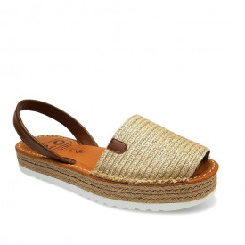Sandale din piele naturala AVARCA CAMPESINO