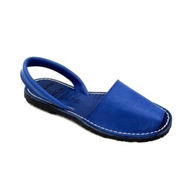 Sandale din piele naturala, AVARCA COLOUR POP Blue