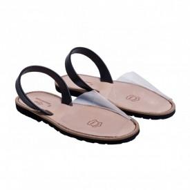 Sandale din piele naturala AVARCA MINORQUINES Transparent