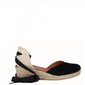 Sandale din piele naturala MERIVA Black