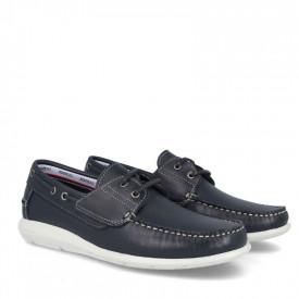 Pantofi sport din piele naturala LUIS