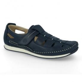 Sandale barbatesti din piele COMODOS Blue