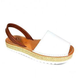 Sandale din piele intoarsa, AVARCA SOLITUDE