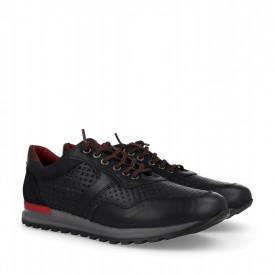 Pantofi sport din piele naturala BRADO Marino