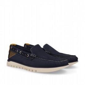 Pantofi sport din piele naturala ROVER Marino