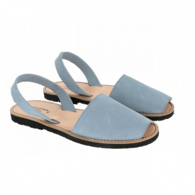 Sandale din piele intoarsa AVARCA MINORQUINES Jeans Men