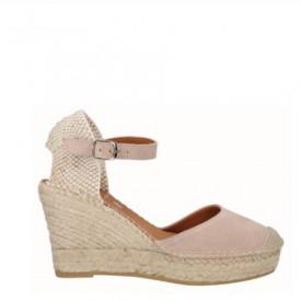 Sandale din piele naturala CARLA Nude