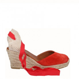 Sandale din piele naturala ODESSA Red