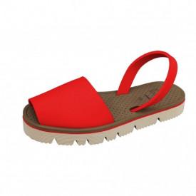 Sandale din spuma EVA Clasic Alta Red