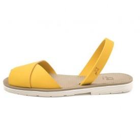 Sandale din spuma EVA MIRI Yellow
