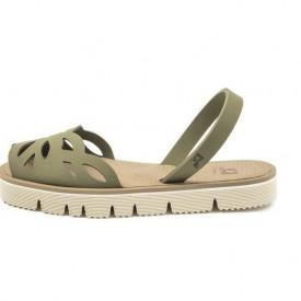 Sandale din spuma EVA NUR Alta Khaki