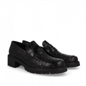 Pantofi din piele naturala SITA Black
