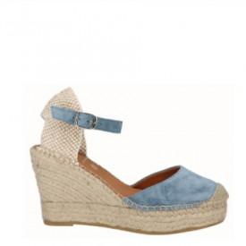 Sandale din piele naturala CARLA Jeans