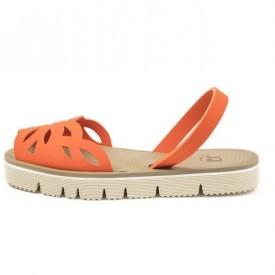Sandale din spuma EVA NUR Alta Orange