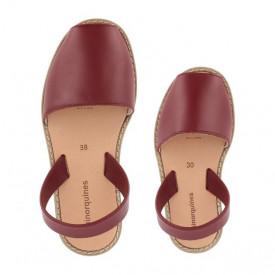 Set mama-copil sandale MINORQUINES Clasic Tosca