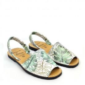 Sandale din piele AVARCA Tropicana