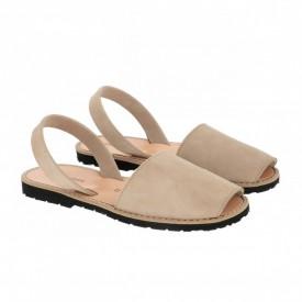 Sandale din piele intoarsa AVARCA MINORQUINES Costa