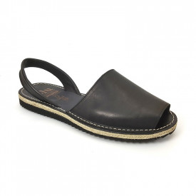 Sandale piele naturala AVARCA NATURE MEN Black