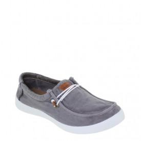 Pantofi sport din panza BLAS Grey