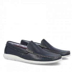 Pantofi sport din piele naturala ROUTE Marino