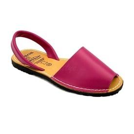 Sandale din piele  AVARCA CLASIC Pink