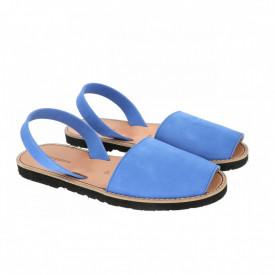Sandale din piele intoarsa AVARCA MINORQUINES Ocean Men