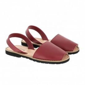 Sandale din piele naturala AVARCA MINORQUINES Marsala