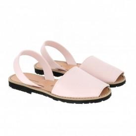 Sandale din piele naturala AVARCA MINORQUINES Rose