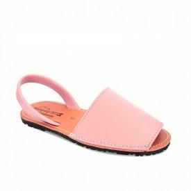 Sandale din piele AVARCA CLASIC Rose