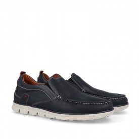 Pantofi sport din piele naturala SAUL Marino