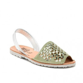 Sandale din piele naturala AVARCA AURA Menta