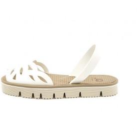 Sandale din spuma EVA NUR Alta White