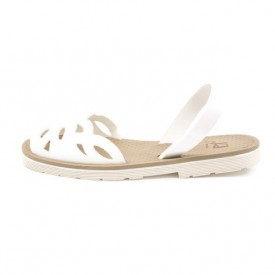 Sandale din spuma EVA NUR White
