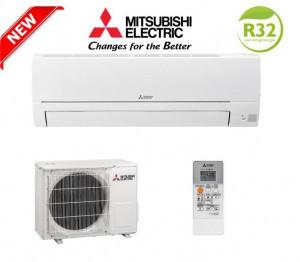 Aparat de Aer Conditionat cu Inverter Mitsubishi Electric SERIA HR 9000 BTU, R32, MSZ-HR25