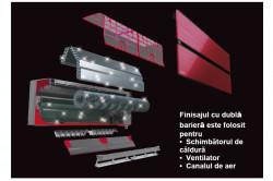 SIstem filtrare pentru Aparat de Aer Conditionat cu Inverter Mitsubishi Electric SERIA LN, RED 12000 BTU, R32