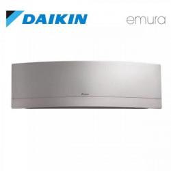Unitate Interioara pentru Aparat de aer conditionat Daikin Emura Bluevolution FTXJ20MS-RXJ20M Inverter 7000 BTU Silver